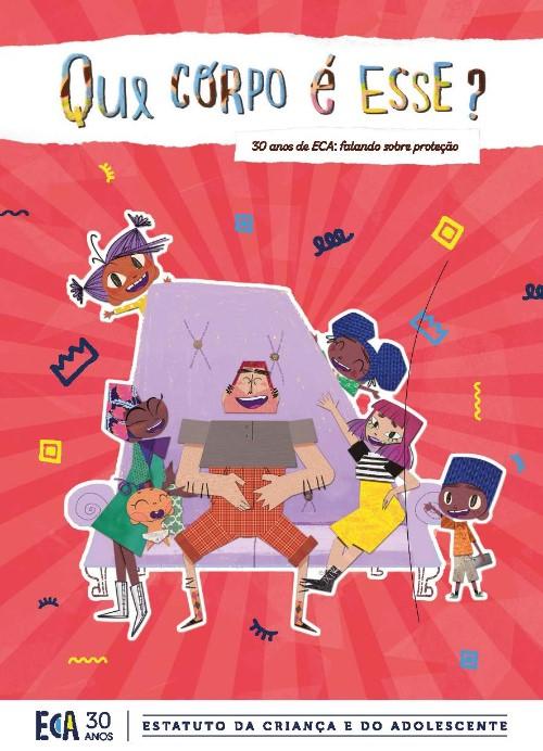 capa do material: Gibi ECA 30 anos