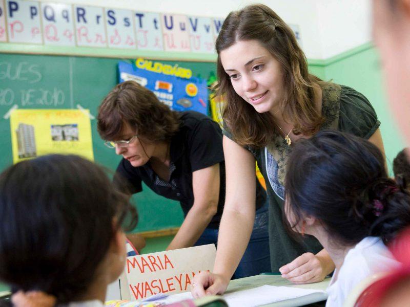 Formação de professores está em discussão na educação do Brasil