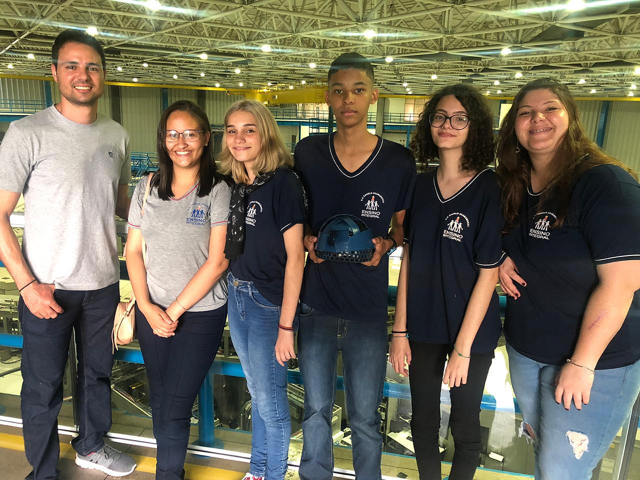 """Vencedores do """"Ciência Para Todos"""" visitam centros de pesquisa"""