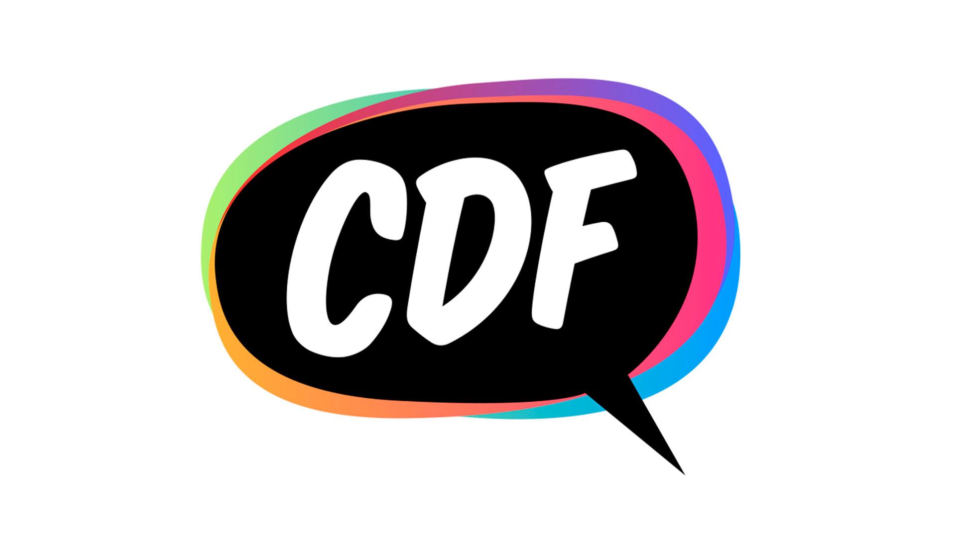 CDF Logo campeã