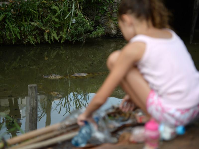 acesso ao saneamento básico no Brasil