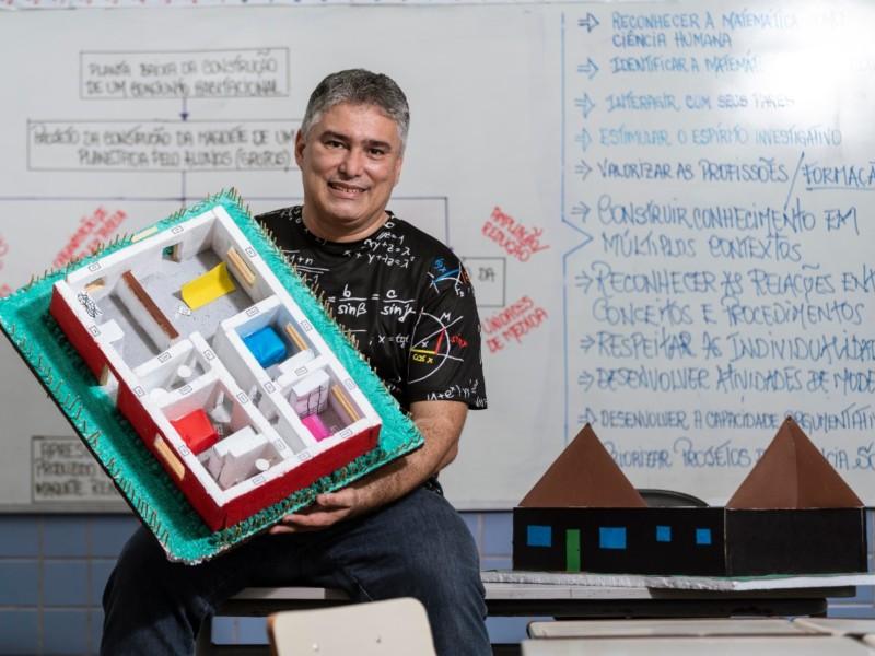 Matemática e construção projeto do professor Luiz Felipe Lins