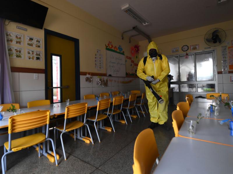 aulas presenciais e pandemia