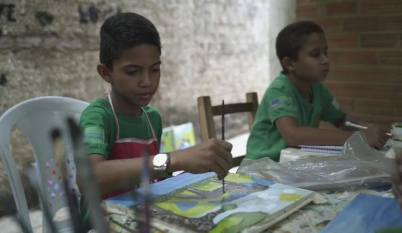 Projeto Verde Vida, na zona rural do Crato - sertão do Ceará. (Foto: Divulgação)