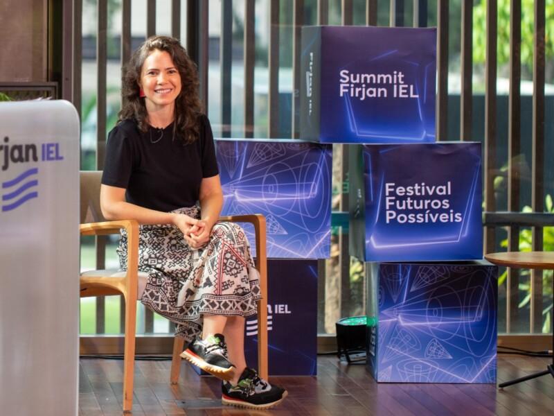 Maria Isabel Oschery - gerente de conteúdo da Casa Firjan (Foto: Divulgação)