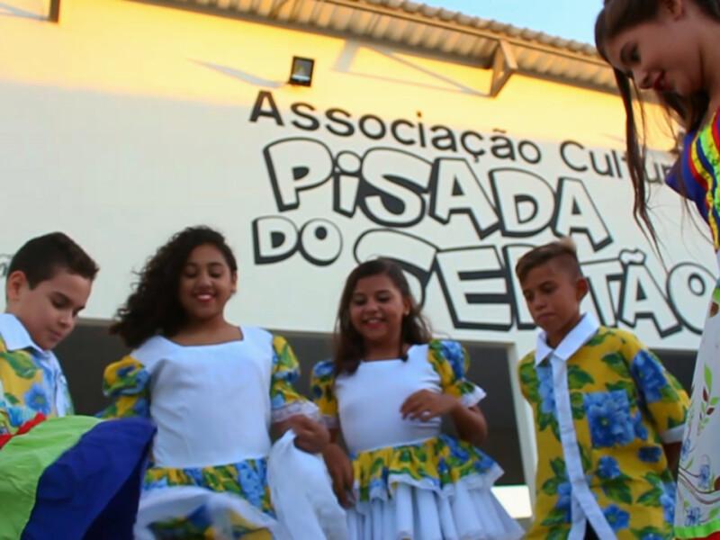 """Projeto """"Pisada do Sertão"""" (Foto: Divulgação)"""