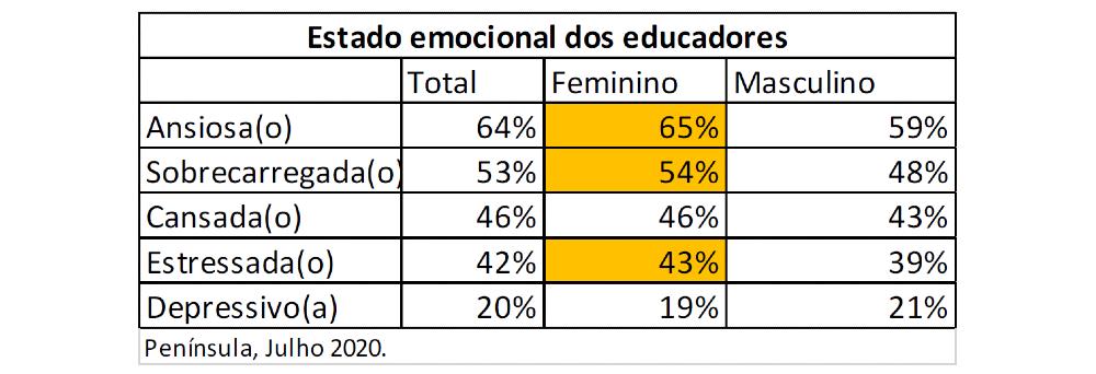 Educação brasileira na pandemia